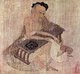 Wang Wei (also known as Wang Youcheng, 699-759), was a Tang Dynasty Chinese poet, musician, painter, and statesman. He was one of the most famous men of arts and letters of his time. His paintings survive only in later copies by other artists, although nevertheless very influential in terms of Tang Dynasty painting and subsequent Chinese painting. Many of his poems are preserved, and twenty-nine were included in the highly influential 18th century anthology 'Three Hundred Tang Poems'.